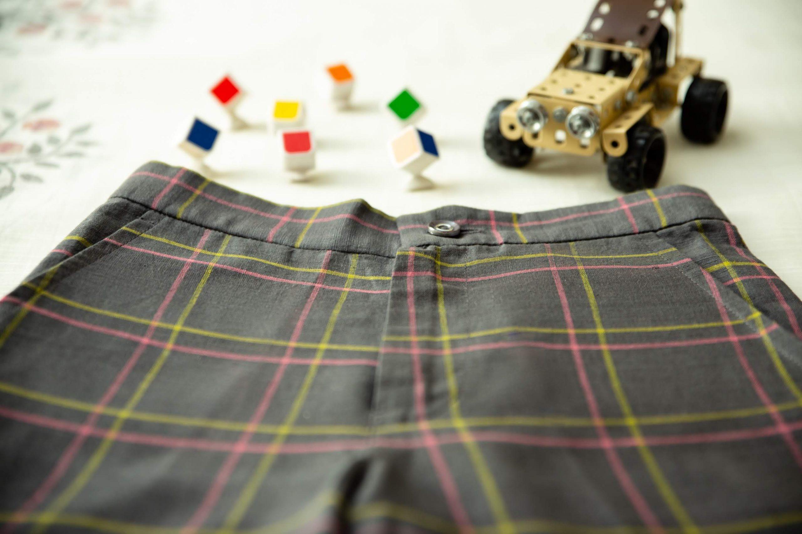 Little Mechanic shorts