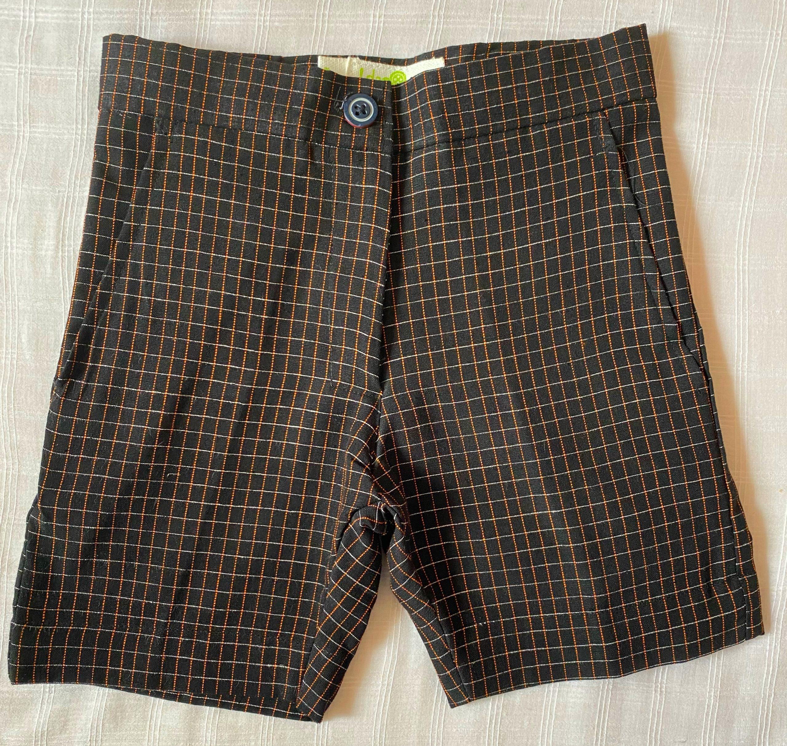 Checkerboard shorts