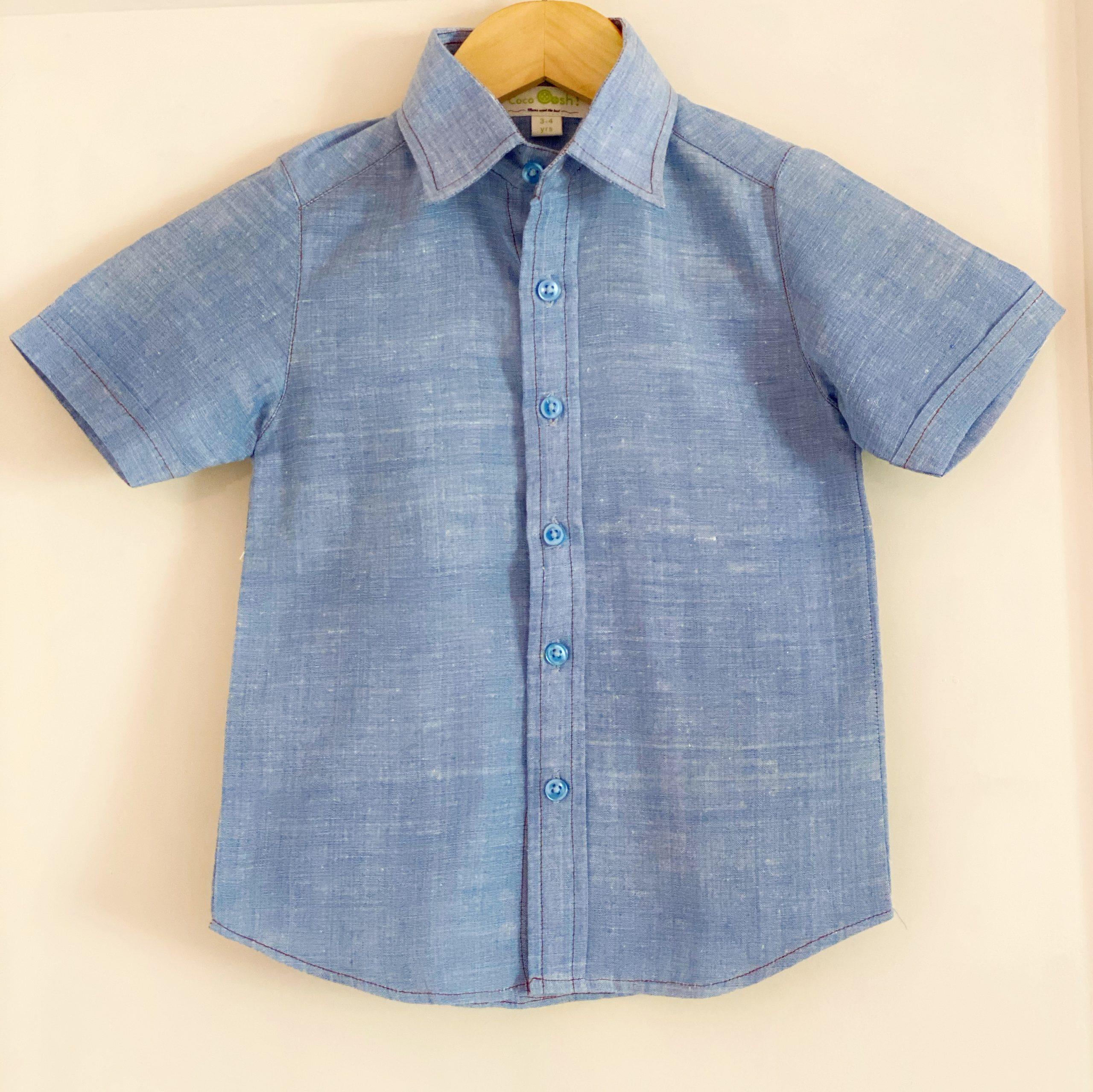 Sky line shirt