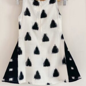 Absolute - Double ikat dress