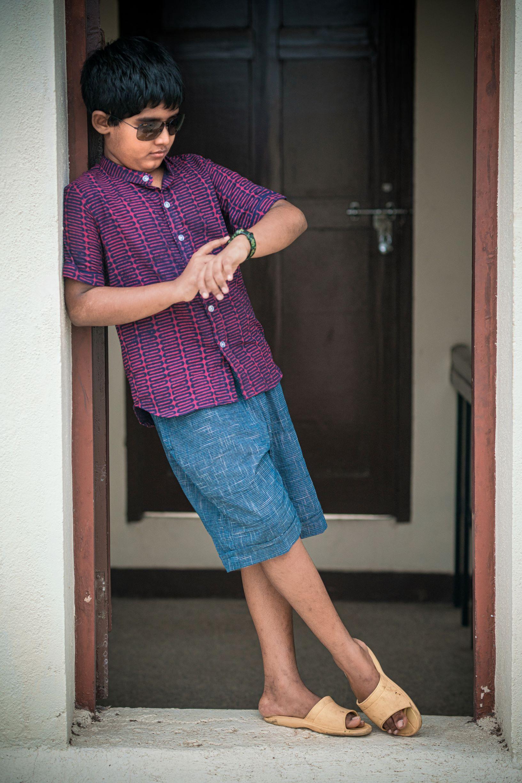 Purple Royal shirt