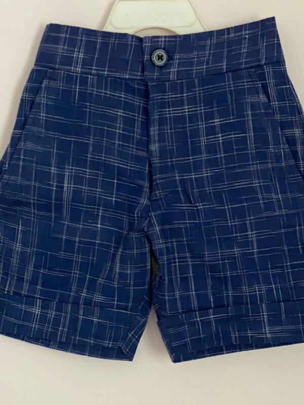 Sparklers dark blue shorts